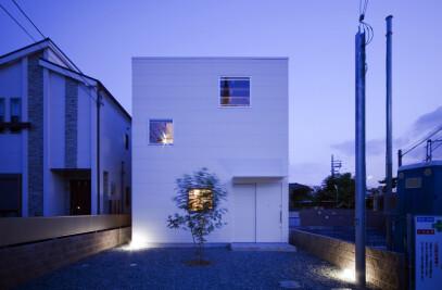 House in hamadera