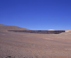 ESO Hotel on Cerro Paranal, Chile