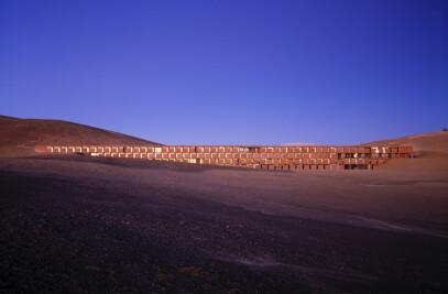 ESO Hotel on Cerro Paranal, Chile