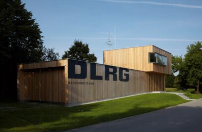 DLRG lifeboat station