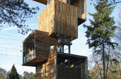 Viewing Tower, Reusel