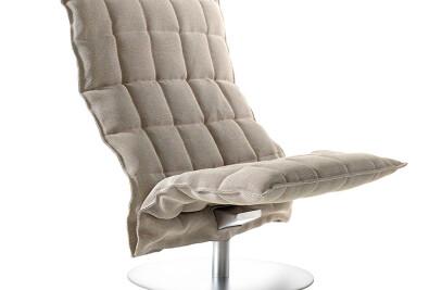 Swivel k chair