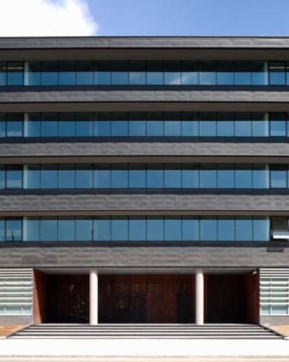 Office Building for the World Trade Center Almeda Park