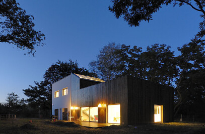 House near Poznan