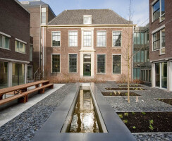 law courts Haarlem