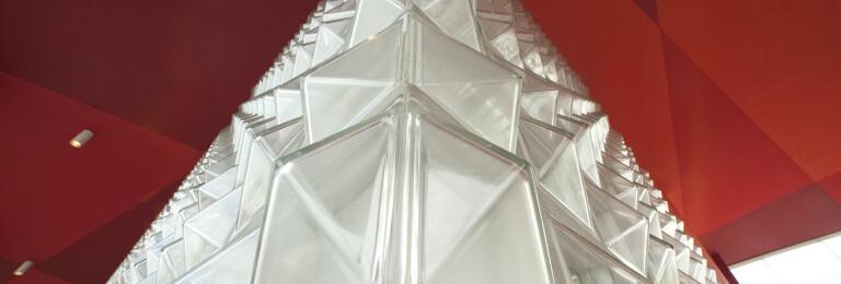 Q30 Diamante glassblocks