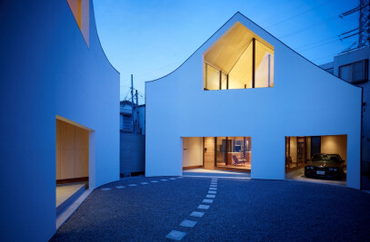 A House Made of Two