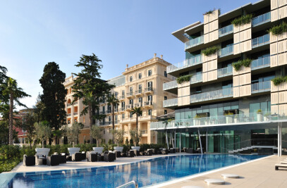 Renovation and Extension of the Palace Hotel in Portorož