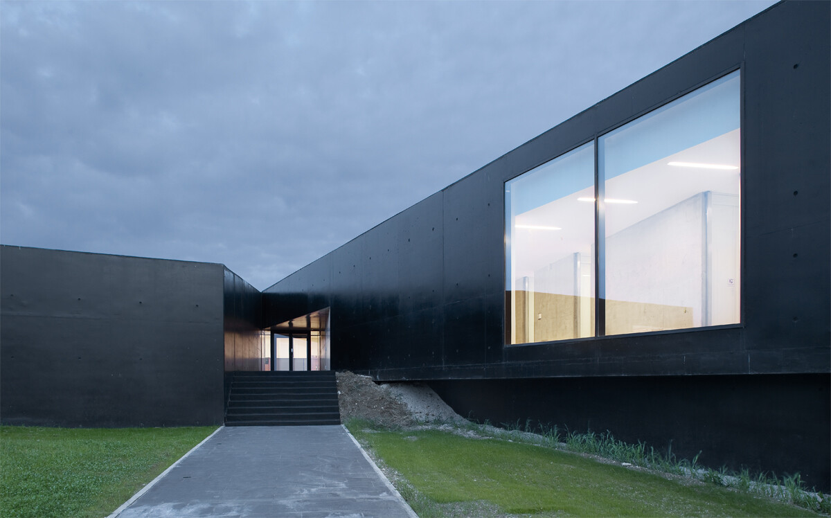 Company headquarters Saint Mesmes