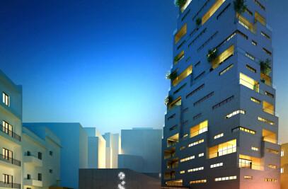 AYA Tower - Mar Mikhael
