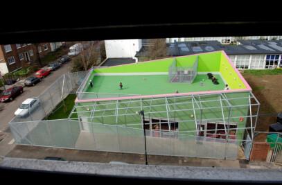 Rooftop Nursery