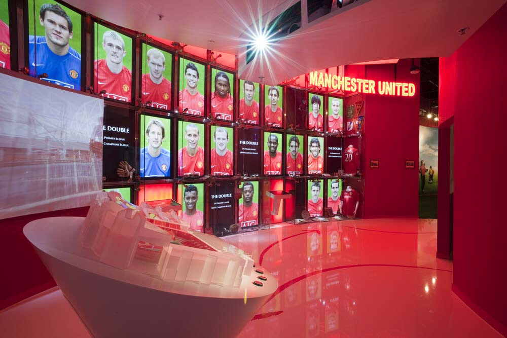 Manchester United Experience, The Venetian, Macao