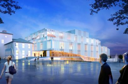 Kristiansund Opera and Culture Centre