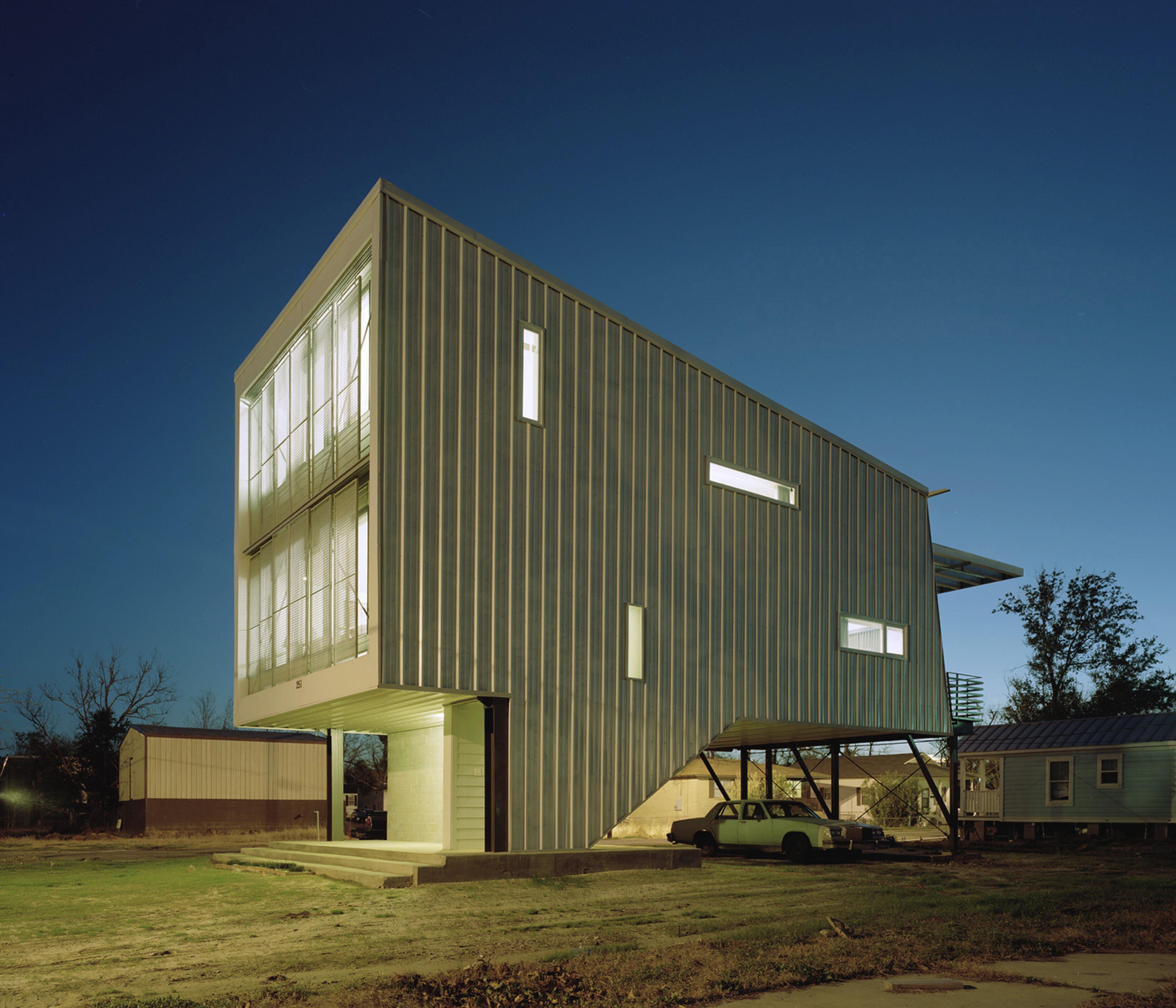 Porchdog [Tyler Residence]