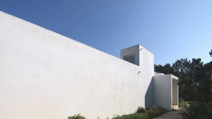 House in Tróia