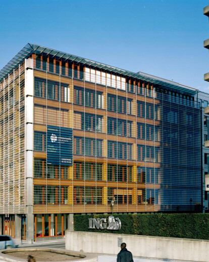 Office Block For Property Development Company