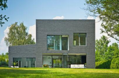 Houses in Rybnik