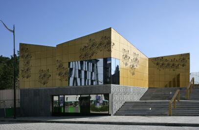 Lilas' pavilion
