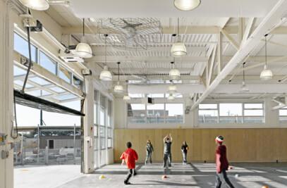 Atrium School