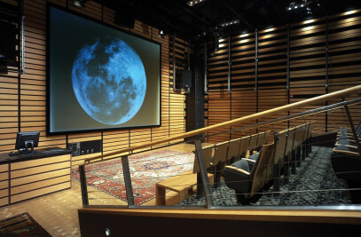 The Pearson Theatre at Meyer Sound