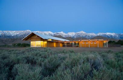 Eastern Sierra Inter-Agency Visitor Center