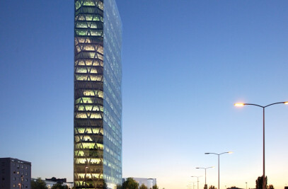 Tower 123