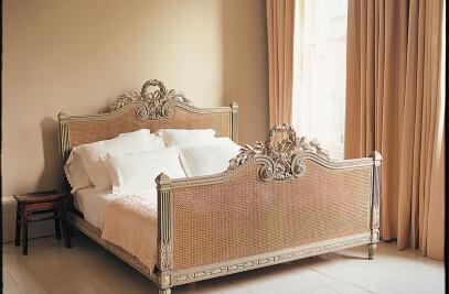 Louis XVI Double Rosace bed