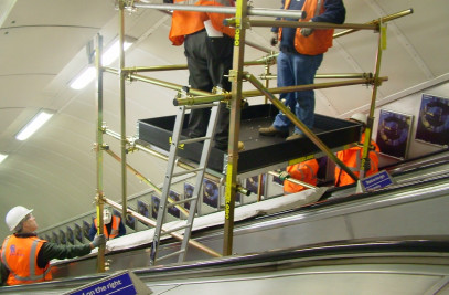 Escalator & Stair Maintenance