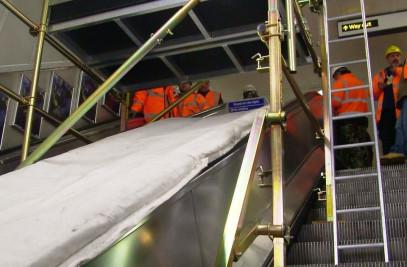 Lobo Advanced Scaffolding Platform System