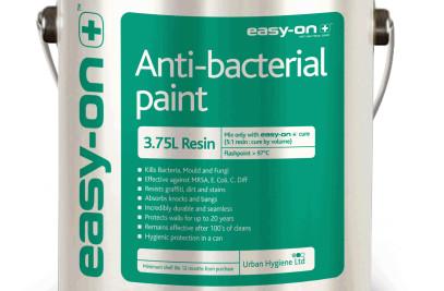 easy-on+ anti bacterial coating