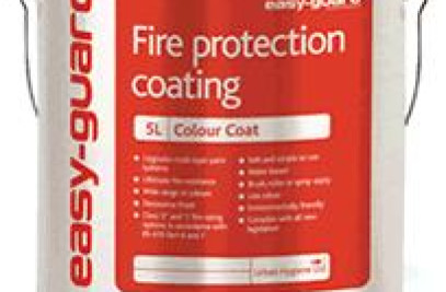 easy-guard fire upgrade coating / paint