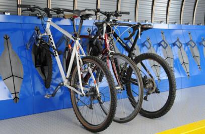 Cycle Parking Storage