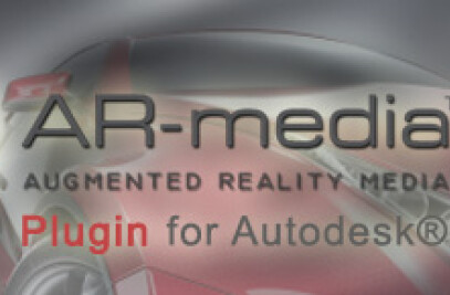 ARmedia Augmented Reality Plugin for Autodesk 3ds Max