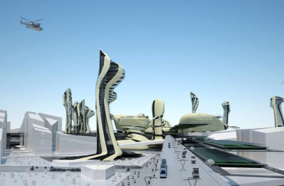 The biodiversity skyscraper