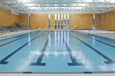 Kodiak Community Swimming Pool