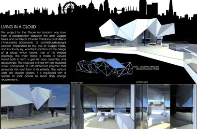 A Room for London - Living in a cloud