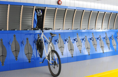Office Bicycle Parking