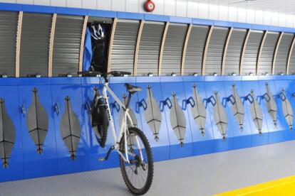 Corporate Office Bike Parking