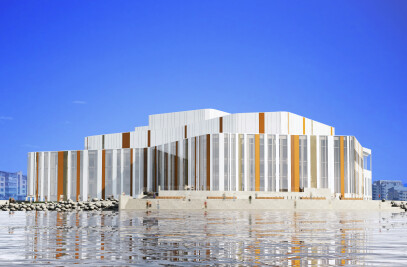 Concept and construction of the 4th Design Bienale