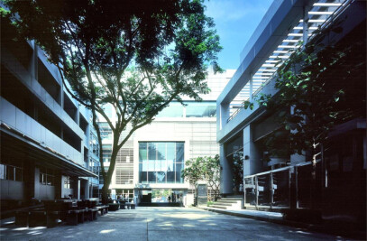 Bangkok University International College and Art Gallery