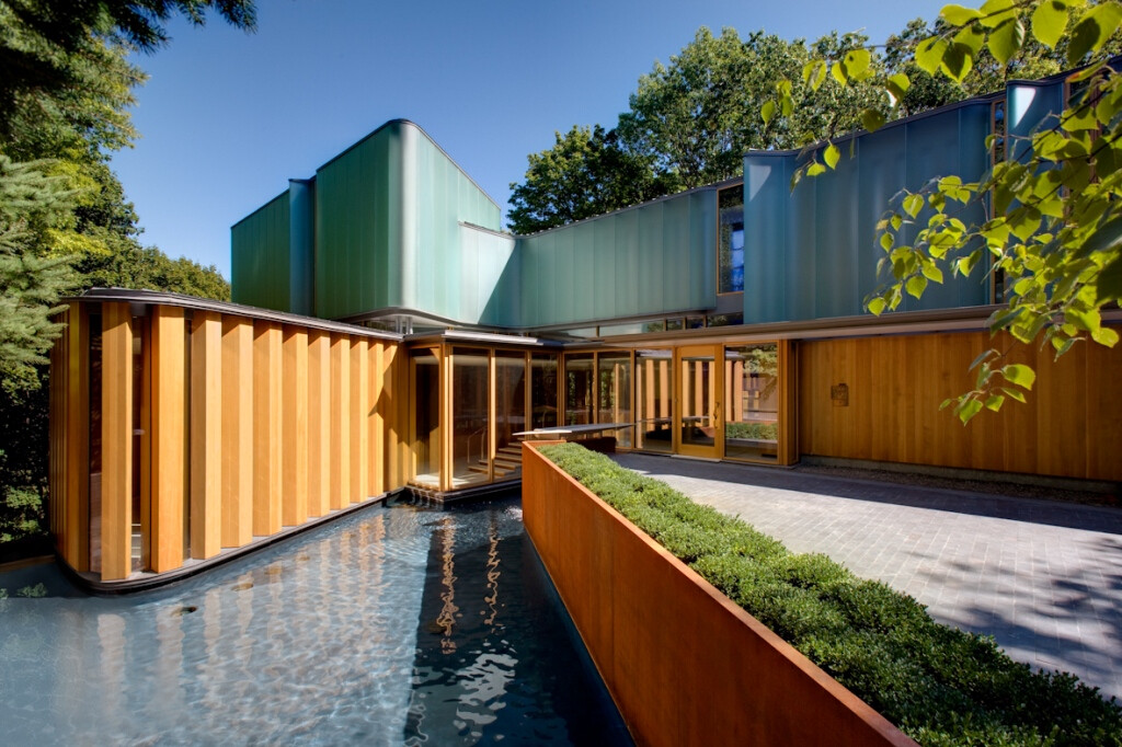 The Integral House