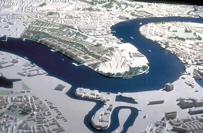 Greenwich Peninsula Masterplan