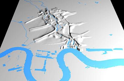 Lower Lea Regeneration & Olympic Masterplan