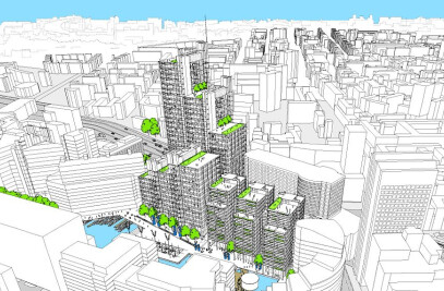 Paddington Basin Masterplan