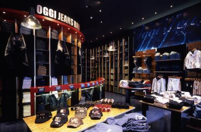 Tiendas OGGI Jeans
