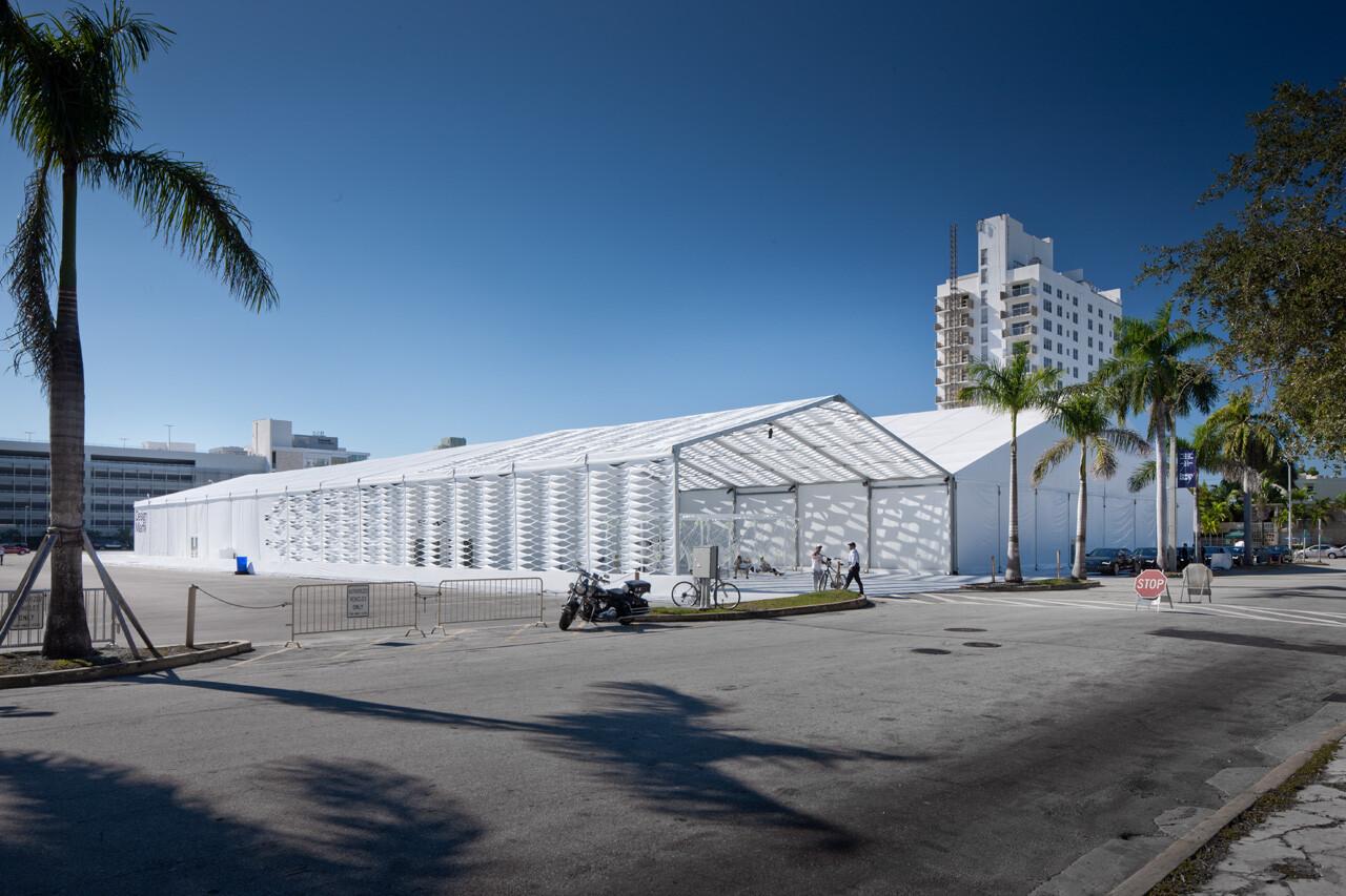 Design Miami Tent