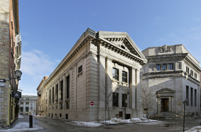 LEMAYMICHAUD Architecture Design - Québec