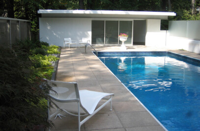 A Pool Pavilion