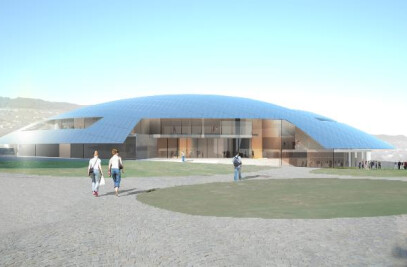 New Performing Arts Building for Le Rosey