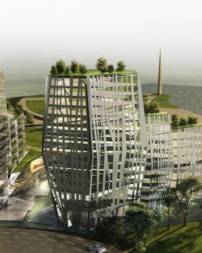 Commercial Development Putrajaya